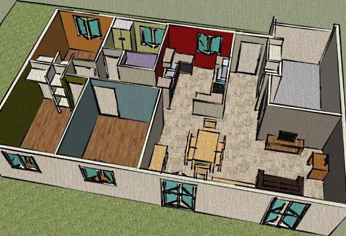 Как зрительно увеличить пространство небольшой квартиры?
