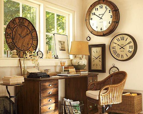 Как выбрать настенные часы?