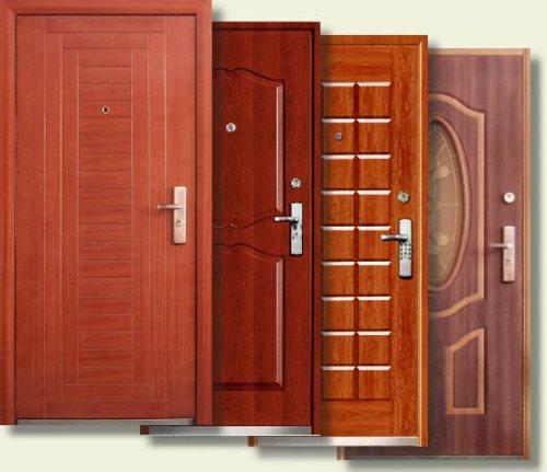 Преимущества различных видов дверей.