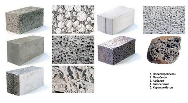 Пенобетонные блоки: плюсы и минусы.