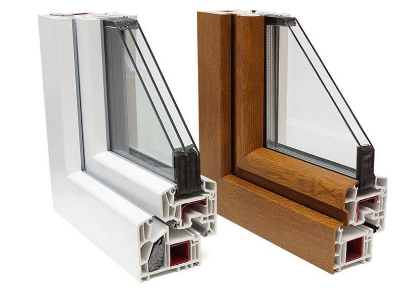 Пластиковые или деревянные окна?