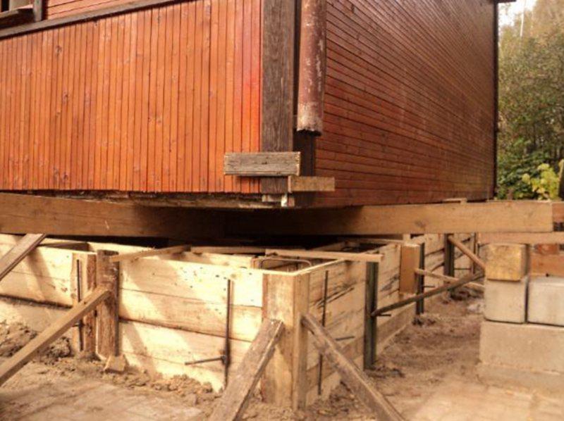 Подъем деревянных домов своими руками 127