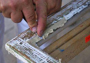 Реконструкция деревянных окон своими руками.