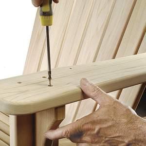 Мебель своими руками фото из дерева