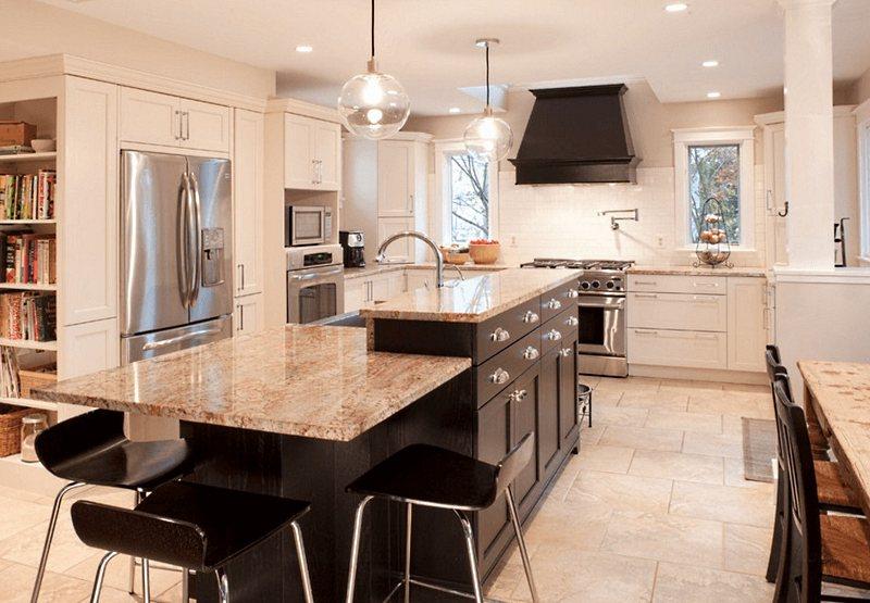 Как спланировать кухню?