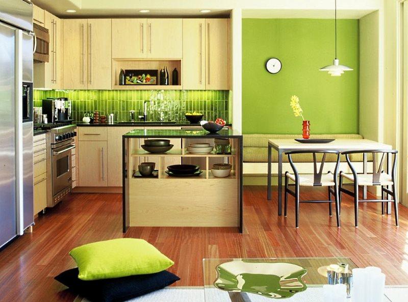 Выбираем цвет стен для своей квартиры.