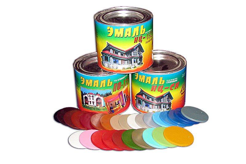 Эмалевые краски для потолка