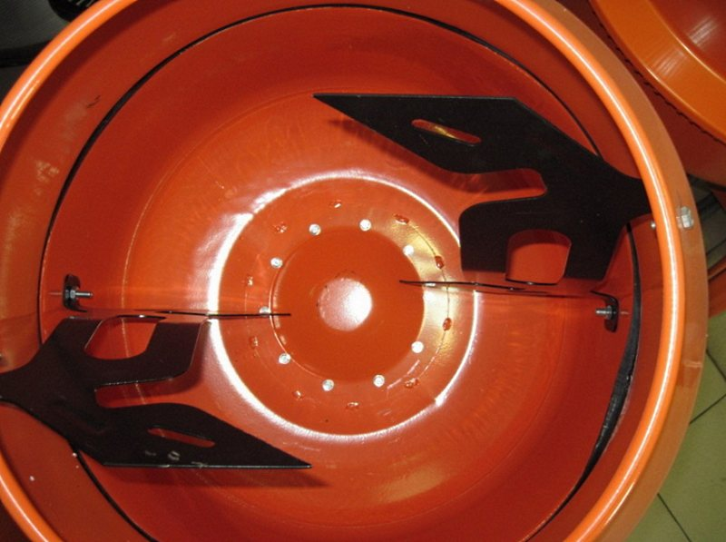 барабан бетономешалки
