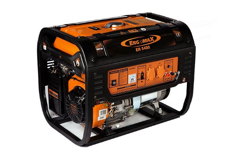 однофазный генератор ER 5400