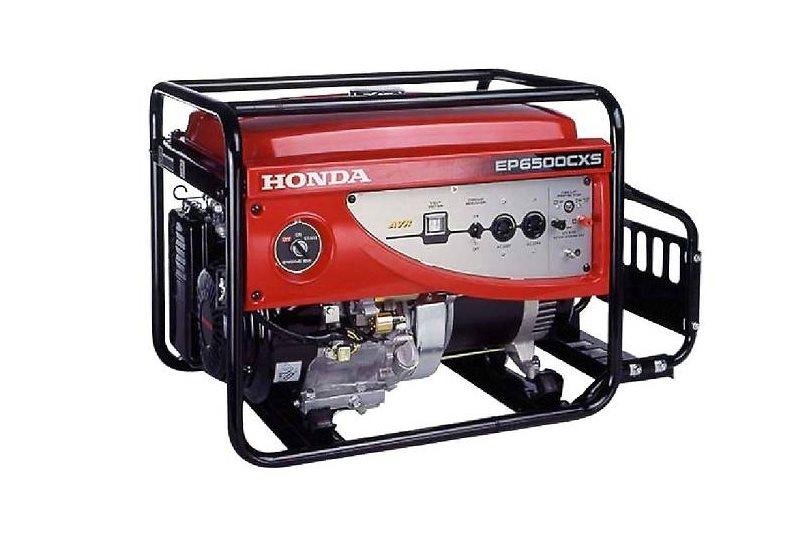 генератор с открытым корпусом