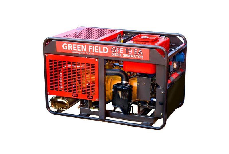 генератор с жидкостным охлаждением