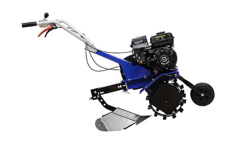 мотокультиватор с навесным оборудованием