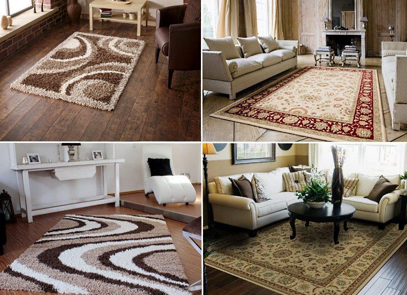ковры различных видов