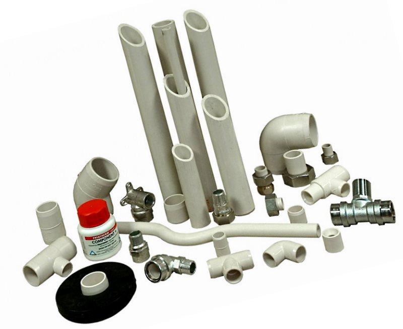 пластиковые и металлопластиковые трубы для водопровода