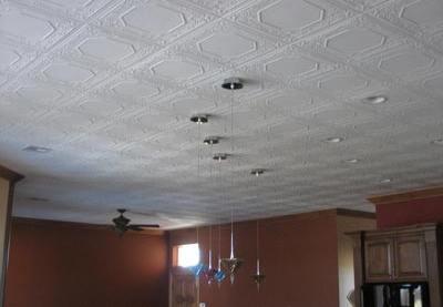 Клеевые потолки