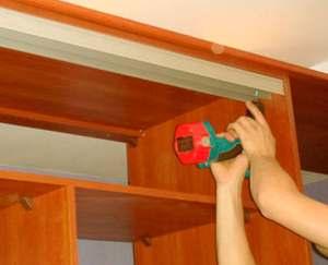 Как сделать шкаф своими руками