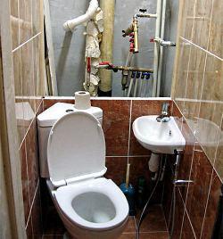 Как правильно закрыть трубы в ванной