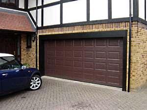 Виды гаражных ворот