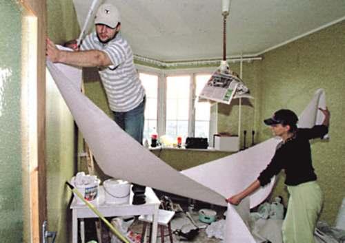 Описание последующих ремонтных работ