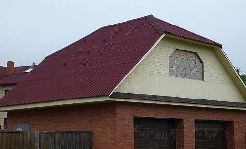 Функции крыши