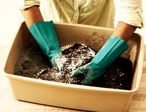 Этапы изготовления цветочного горшка своими руками этап 3