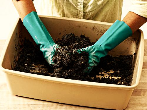 Этапы изготовления цветочного горшка своими руками этап 1