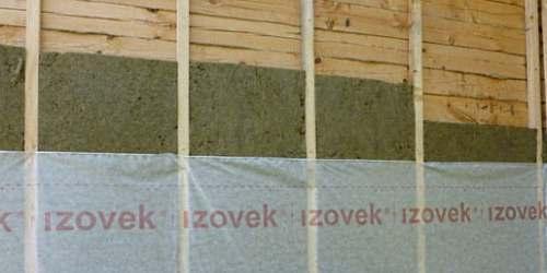 Технология утепление стен деревянного дома снаружи