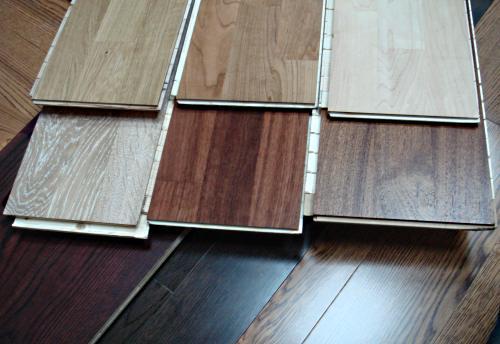Разнообразие древесных пород