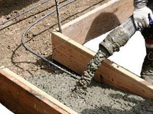 Какой марки бетон нужен для фундамента?