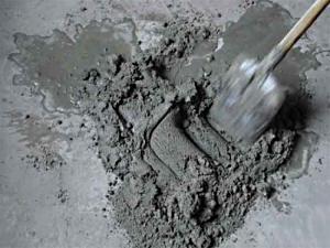 Какой расход цемента на куб бетона?