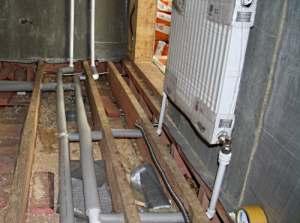 Двухтрубная система отопления частного дома: принцип работы, достоинства, недостатки и технология установки.