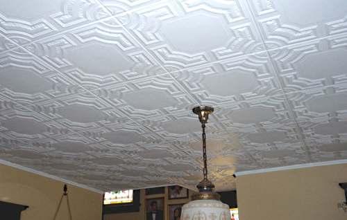 Как заделать трещину на потолке? Способ №1
