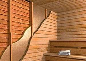 Как правильно утеплить баню изнутри?