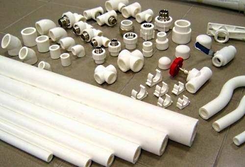 Как закрепляются полипропиленовые трубы
