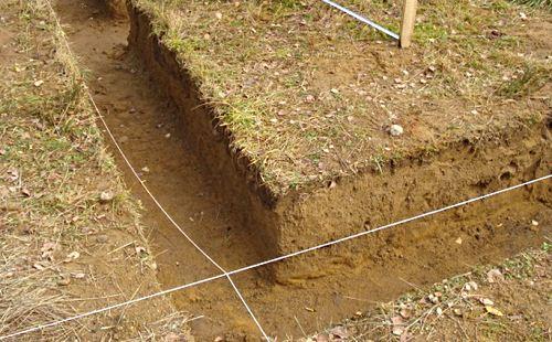 Как правильно залить фундамент под  дом