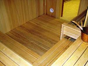 Пол в бане своими руками: деревянный, бетонный и из керамической плитки.