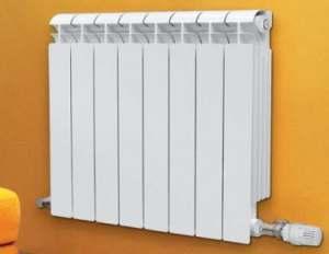 Расчет количества секций радиаторов отопления.