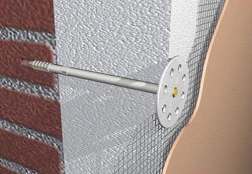 Технология утепления стен пенопластом снаружи своими руками.