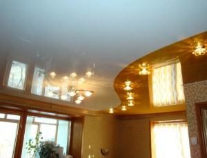 Сколько стоит натяжной потолок - 1 кв. метр?