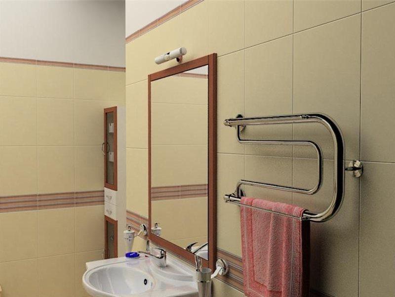 Как правильно выбрать полотенцесушитель для ванной?