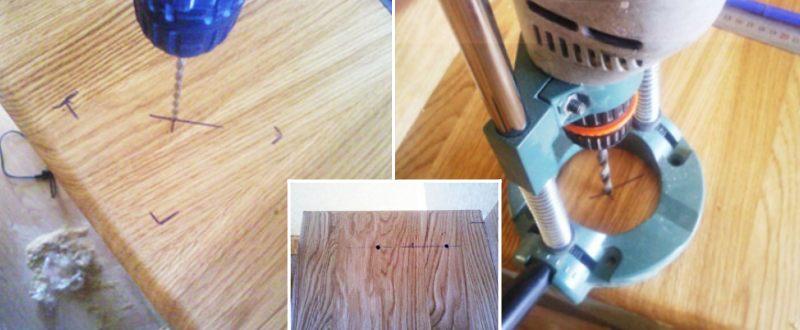 Как установить балясины на деревянную лестницу этап 2