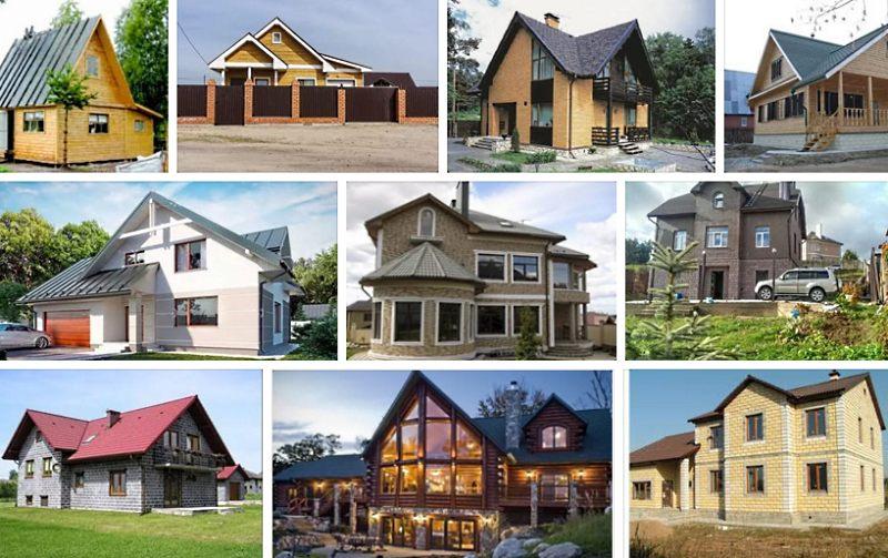 примеры домов