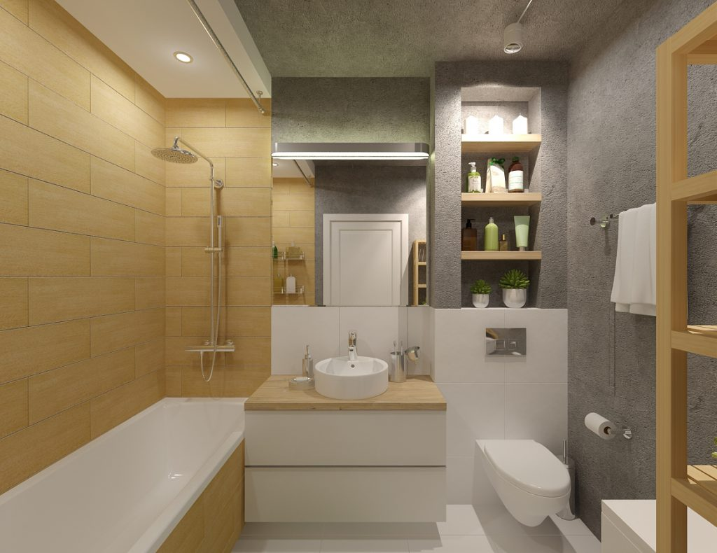 Собираетесь сделать ремонт в ванной комнате: красивый дизайн, качественные материалы, надежный подрядчик