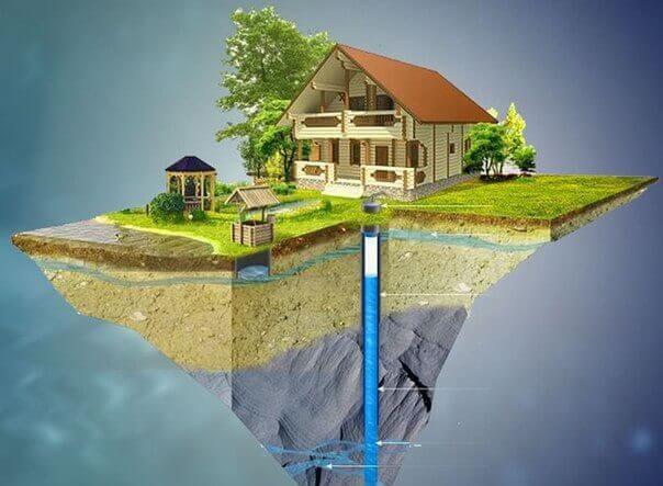 Бурение скважин на воду доверяем профессионалам