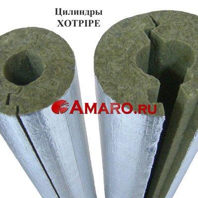 Скорлупа ППС для утепления труб и фальшбалки из полиуретана от компании Амаро