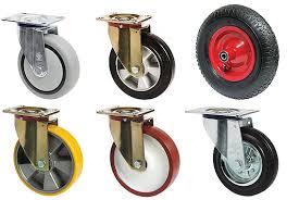 Характеристики колёс для тележки или тачки