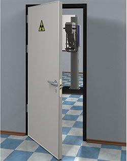 Производство медицинских дверей