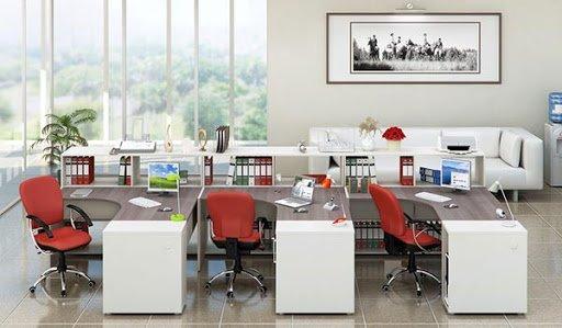 Организация рабочего пространства как залог успеха предприятия