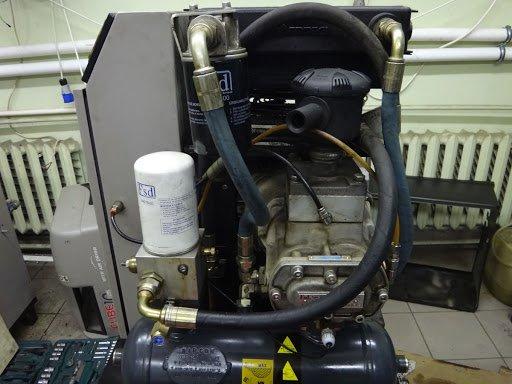 Ремонт компрессорного и насосного оборудования
