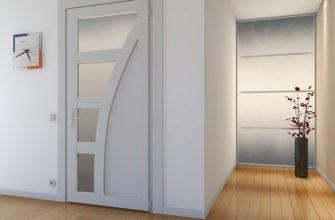 Покупаем межкомнатные двери ПВХ